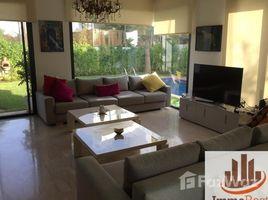 Grand Casablanca Bouskoura Villa ensoleillée moderne et entièrement rénovée à vendre dans résidence sécurisée 3 卧室 别墅 售