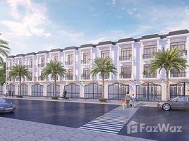 Studio Property for sale in Dong Hoa, Binh Duong Cần tiền gấp bán căn nhà phố 1 trệt 2 lầu mới xây ngay trung tâm Dĩ An trước tết 2020