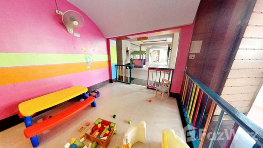 3D Walkthrough of the Indoor Kids Zone at President Park Sukhumvit 24