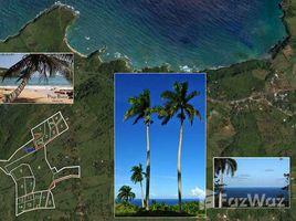 N/A Terrain a vendre à , Maria Trinidad Sanchez Hillside Land with Sea and National Park View in Trinidad Sanchez