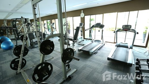 3D Walkthrough of the Communal Gym at Noble Refine