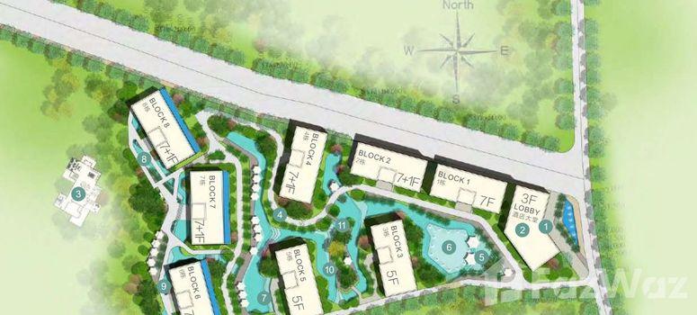 Master Plan of Wyndham La Vita - Photo 1