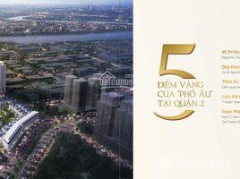 胡志明市 Thanh My Loi Bán nhà biệt thự, Shophouse ngay UBND Quận 2, mặt tiền Đồng Văn Cống, nhà 4 lầu (15mx20m, 5x22m) 开间 别墅 售