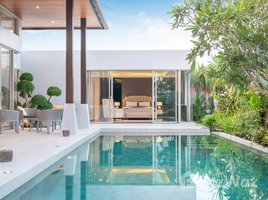 3 Bedrooms Villa for rent in Thep Krasattri, Phuket Balinese Style Villa for Sale close to Layan Beach