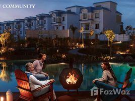 4 غرف النوم فيلا للبيع في Northern Expansions, الجيزة Mountain View Chill Out Park
