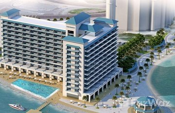 Azure Residences in Shoreline Apartments, Dubai