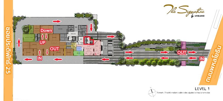 Master Plan of The Signature by URBANO - Photo 1