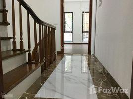 5 Phòng ngủ Nhà mặt tiền bán ở Hoàng Văn Thụ, Hà Nội Nhà 39m2*5T mới mặt ngõ 279 Hoàng Mai, ngay ngã giao đường mới Mai Động, xe nhỏ vào nhà. SĐCC