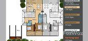 Building Floor Plans of Khao Yai Hua Hin Apartments