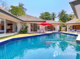 Вилла, 3 спальни в аренду в Липа Нои, Самуи Five Islands Beach Villa