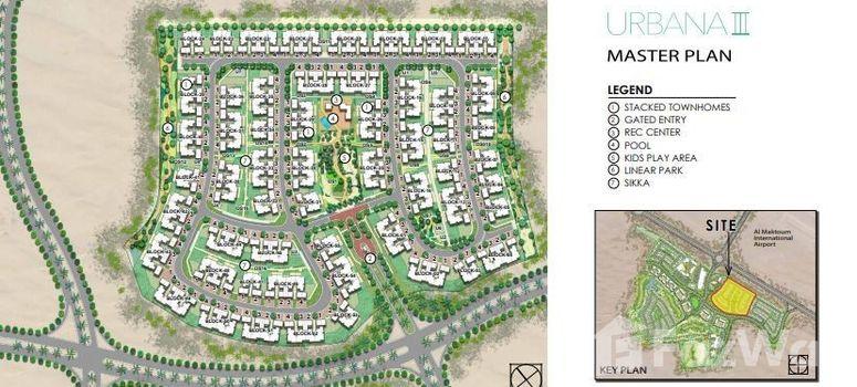 Master Plan of Urbana III - Photo 1