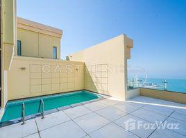 迪拜 Bahar Bahar 2 4 卧室 顶层公寓 售