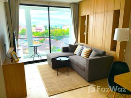 芭提雅 农保诚 The Chezz Metro Life Condo 2 卧室 公寓 租