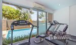 Communal Gym at Chic Condo