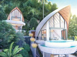 2 ห้องนอน วิลล่า ขาย ใน มะเร็ต, เกาะสมุย นครา วิลล่าส์