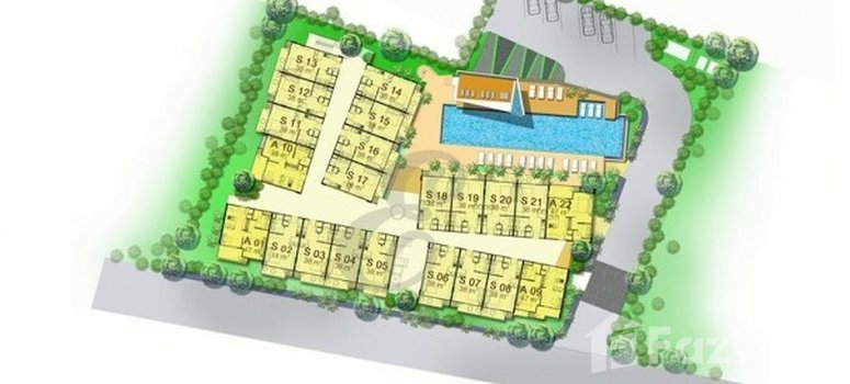 Master Plan of The Emerald Terrace - Photo 1
