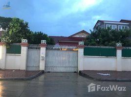 3 Bedrooms Villa for sale in Khmuonh, Phnom Penh Villa For Sale in Phnom Penh Thmey, 18m x 60m, $1,200,000 ( L-Map ) ផ្ទះវីឡាសំរាប់លក់នៅភ្នំពេញថ្មី, ទំហំដី 18m x 60m, តម្លៃលក់ $1,200,000