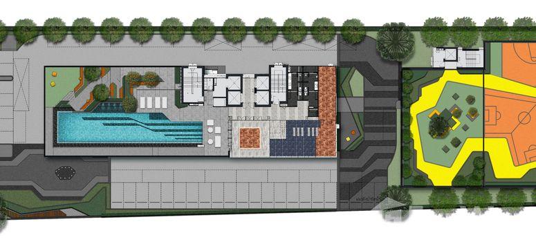 Master Plan of Origin Plug&Play Ramkhamhaeng Triple Station - Photo 1