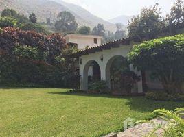 Квартира, 6 спальни на продажу в Lima District, Лима Quebrada Verde