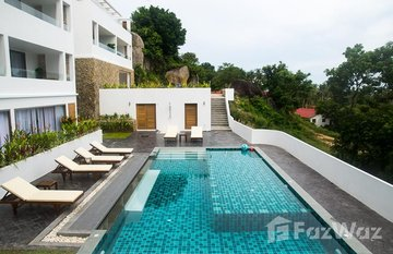 Tropical Sea View Residence in Maret, Koh Samui