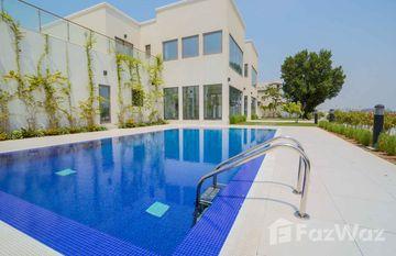 Signature Villas Frond B in Garden Homes, Dubai