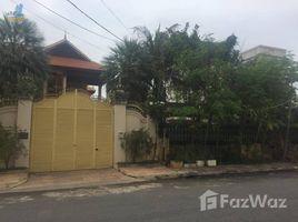 4 Bedrooms Villa for sale in Boeng Kak Ti Pir, Phnom Penh Nice Villa For Sale in TUOL KORK, 20m x 25m, $1,000,000 ( L-MAP ) ផ្ទះវីឡាលក់នៅទួលគោក, 20m x 25m, $1,000,000 ( ប្លង់រឹង ), តម្លៃល្អ