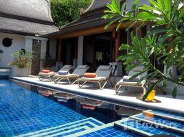 5 Bedrooms Villa for rent in Choeng Thale, Phuket Baan Thai Surin Hill
