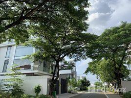 胡志明市 Thanh My Loi Bán đất góc 2 mặt tiền Villa Thủ Thiêm, Quận 2 N/A 土地 售
