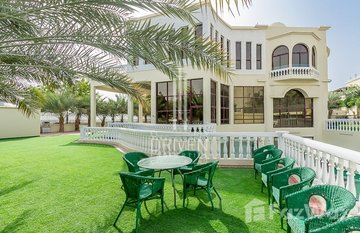 Signature Villas XIV in Syann Park, Dubai