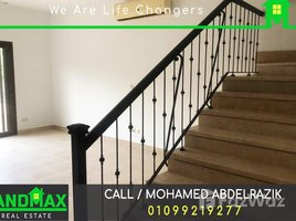 3 Bedrooms Townhouse for rent in The 5th Settlement, Cairo Mivida