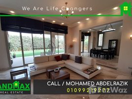 5 Bedrooms Villa for rent in The 5th Settlement, Cairo Lake View
