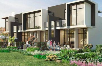Cascade Villas in Sanctnary, Dubai