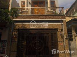 3 Bedrooms House for sale in Ward 24, Ho Chi Minh City Nhà thiết kế chuẩn Châu Âu, cửa sơn màu vàng sang trọng pha chút cổ điển, nhà Bùi Đình Túy, P24