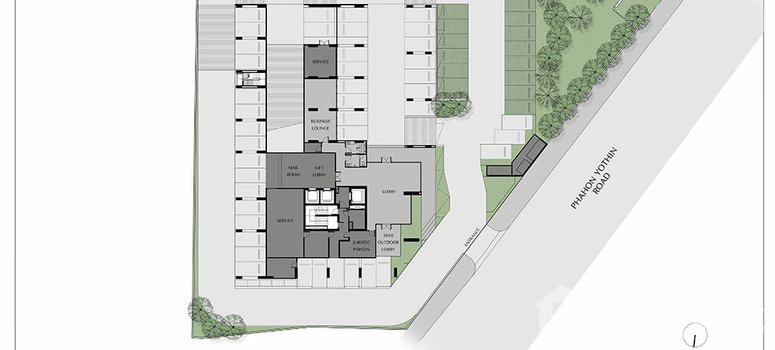 Master Plan of Centric Ratchayothin - Photo 1