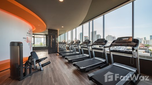 Photos 1 of the Communal Gym at Ideo Ratchada - Sutthisan
