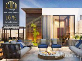 Al Jizah إمتلك بنتهاوس 215م بمقدم 243 الف ف صن كابيتال أحجز 3 卧室 顶层公寓 售