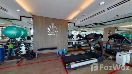 3D Walkthrough of the Communal Gym at The Shine Condominium