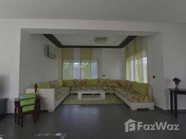 3 غرف النوم فيلا للبيع في بوسكّورة, الدار البيضاء الكبرى VILLA 300M² EN VENTE AU BORD DE LA MER TAMARIS