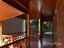 3 Bedrooms House for rent in Somdet Chaophraya, Bangkok Golden Teak Thai Style House For Rent Near Icon Siam