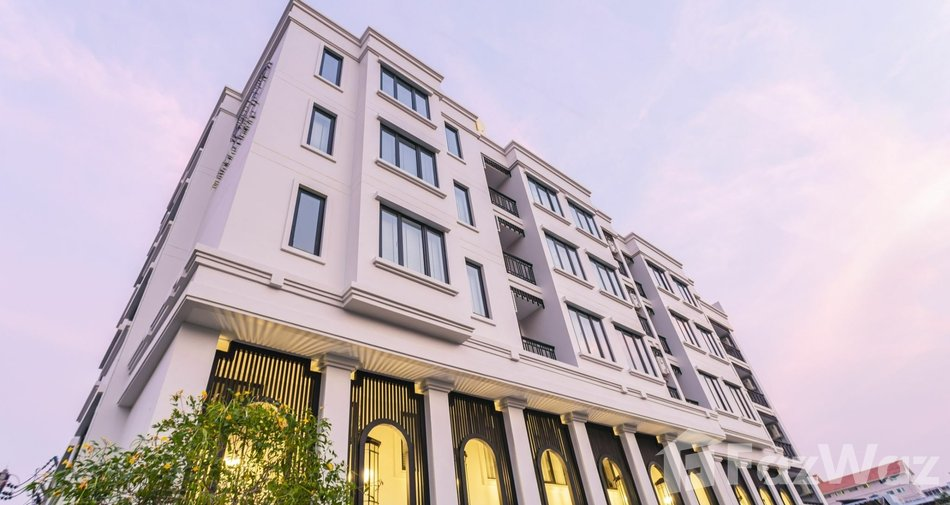 The best investment projects in Chiang Mai - Glory Boutique Suites