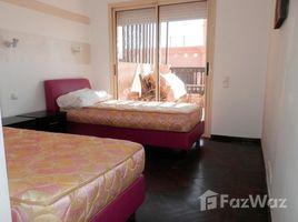 недвижимость, 3 спальни в аренду в Na Menara Gueliz, Marrakech Tensift Al Haouz Spacieux Appartement de bon standing de 3 chambres avec magnifique terrasse dans une résidence avec piscine à l'Hivernage - Marrakech