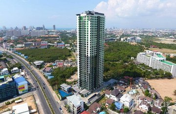 Dusit Grand Condo View in Nong Prue, Pattaya