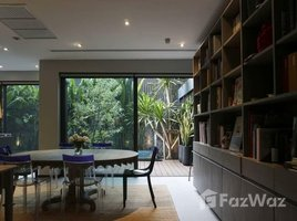 3 Bedrooms Villa for rent in Phra Khanong Nuea, Bangkok Modern House Fully furnished With Private Pool