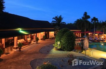 Magnificent Tropical Estate in Pong, Pattaya