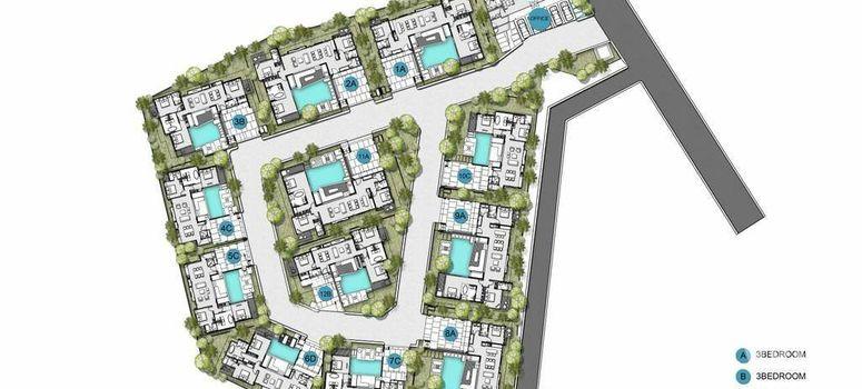 Master Plan of Himmapana Villas - Photo 1