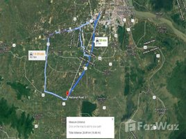 Kampong Speu Angk Popel Land for Sale in Kong Pisei N/A 土地 售