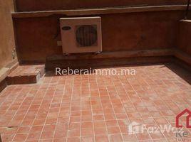 Marrakech Tensift Al Haouz Na Menara Gueliz Grand Appartement avec Terrasse 3 卧室 住宅 租