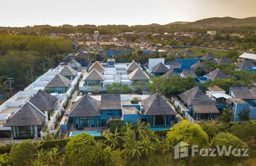 Mono Luxury Villa Pasak in Si Sunthon, Phuket
