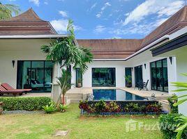 3 Bedrooms Villa for sale in Pa Khlok, Phuket PHRA DA VILLAS