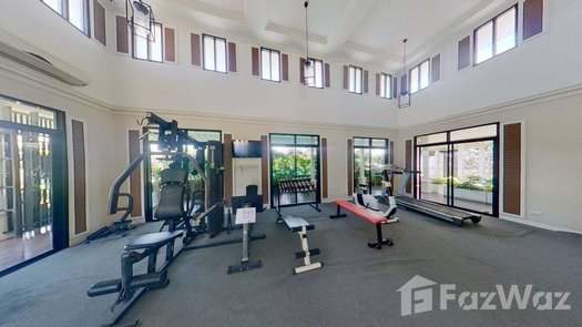 3D Walkthrough of the Communal Gym at La Vallee Ville Huahin